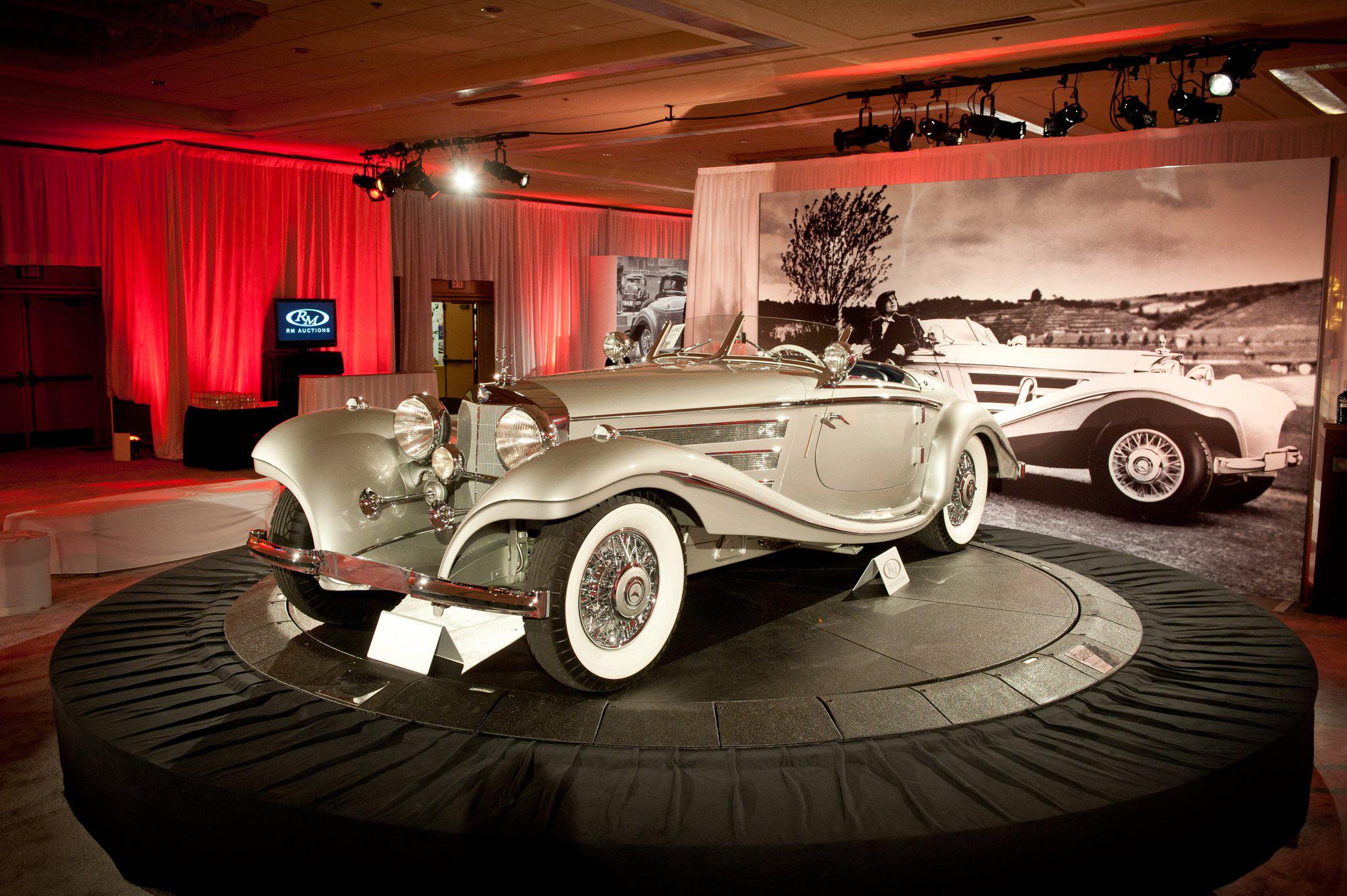 Topmedee 1937 mercedes benz 540 k spezial roadster 3 fandeluxe Image collections