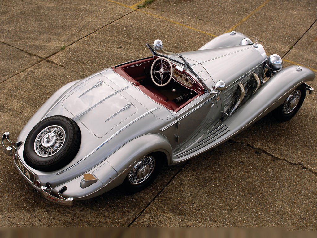 Topmedee 1937 mercedes benz 540 k spezial roadster 6 fandeluxe Image collections